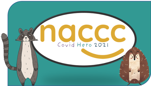 This image has an empty alt attribute; its file name is Covid-heroes-title.png