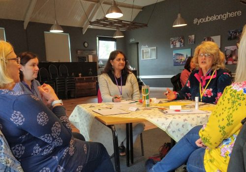 """A year of change as Portland Child Contact Centre recruits new management and volunteers """"I've felt the responsibility deeply…but am also excited and motivated as things are coming together"""""""